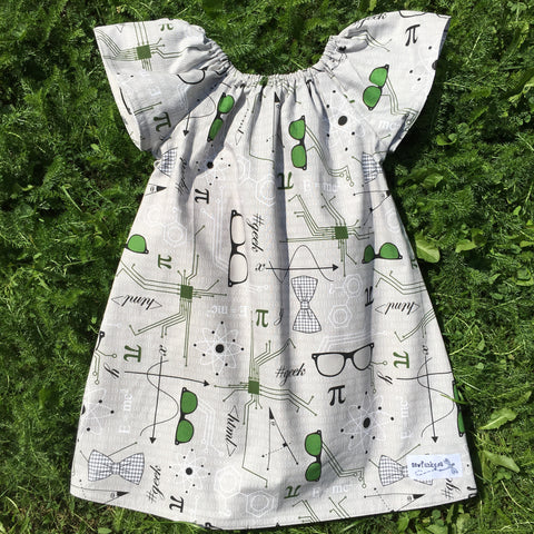 Sewfunky Pixie Dress Geek Chic