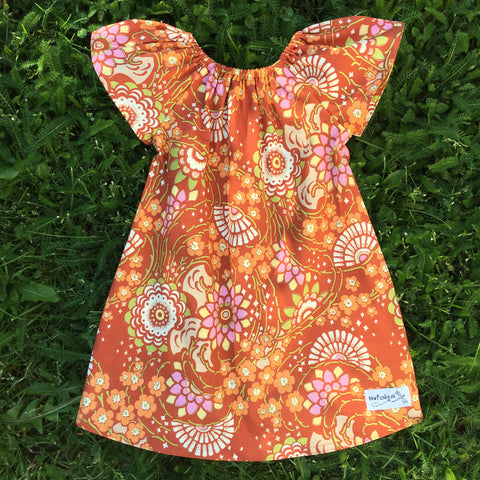 Sewfunky Pixie Dress Magnolia