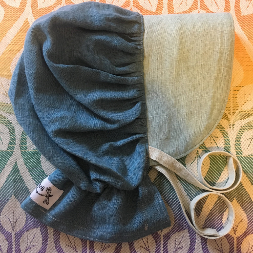 Sewfunky Sun Bonnet - Custom Colour Linen