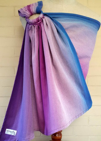 Sewfunky Woven Ring Sling Amethyst