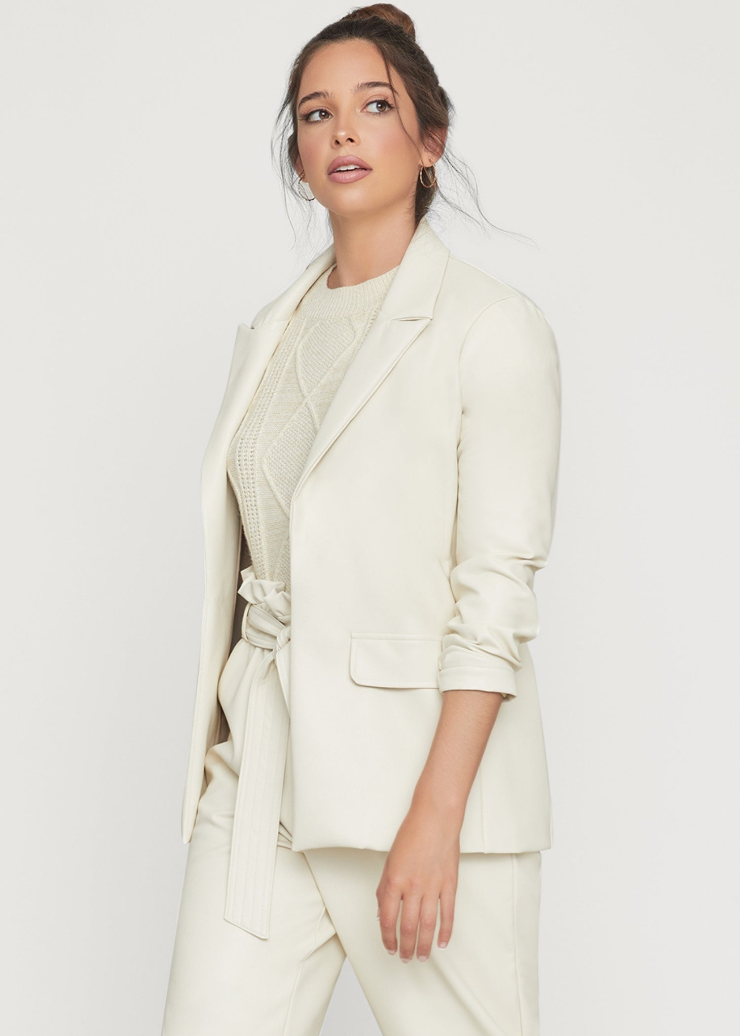 Champagne Stories Blazer