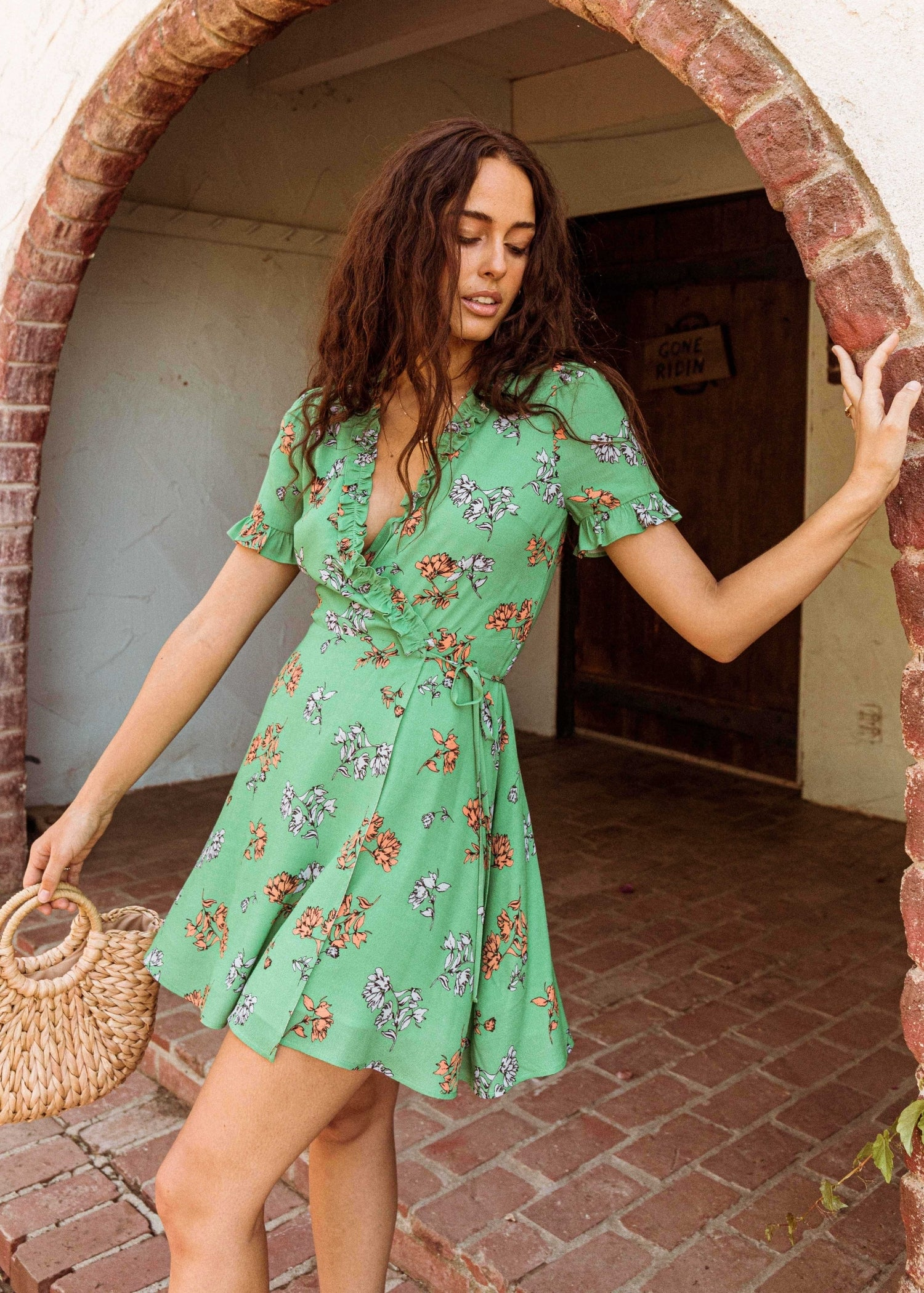 Get Lucky Mini Dress