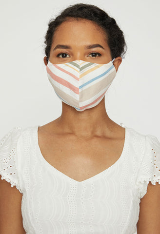 Pleated Face Mask For Kids