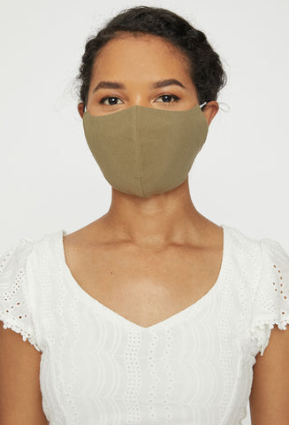Pleated Adult Face Masks