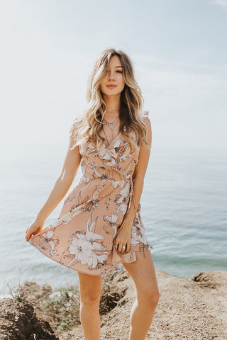 Lost + Wander - Naomi Ruffle Dress