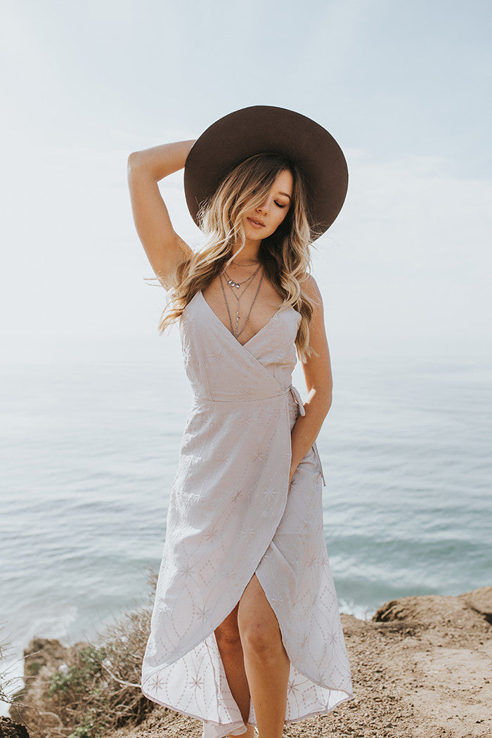 Lost + Wander - Willow Maxi