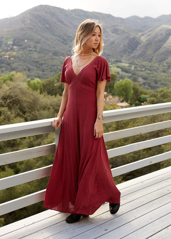 Lost + Wander - Lana Maxi Dress