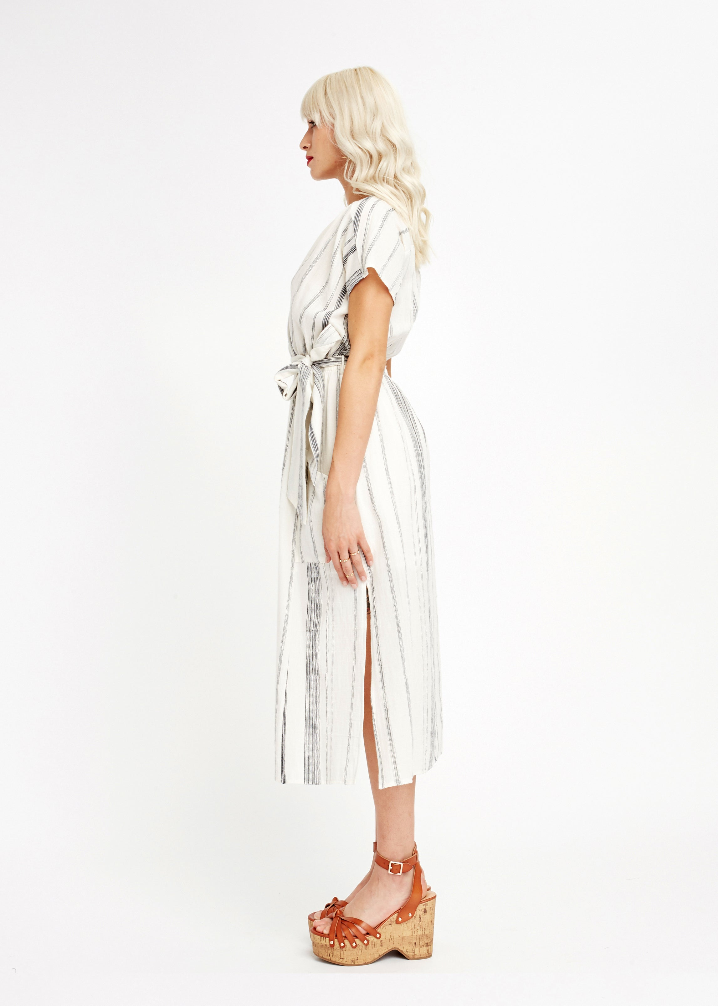 Marbella Wrap Dress