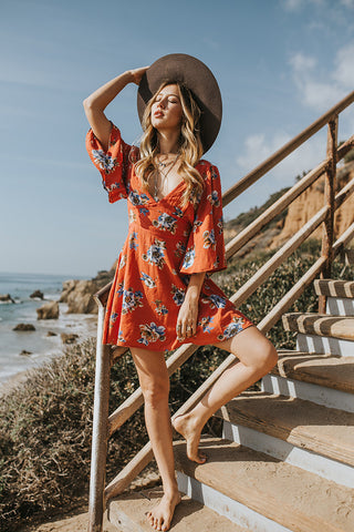 Lost and Wander - Harlow Dress