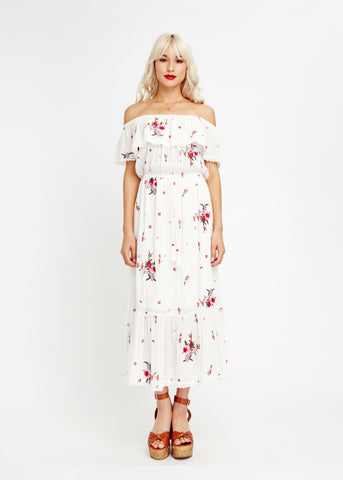 Señorita Maxi Dress