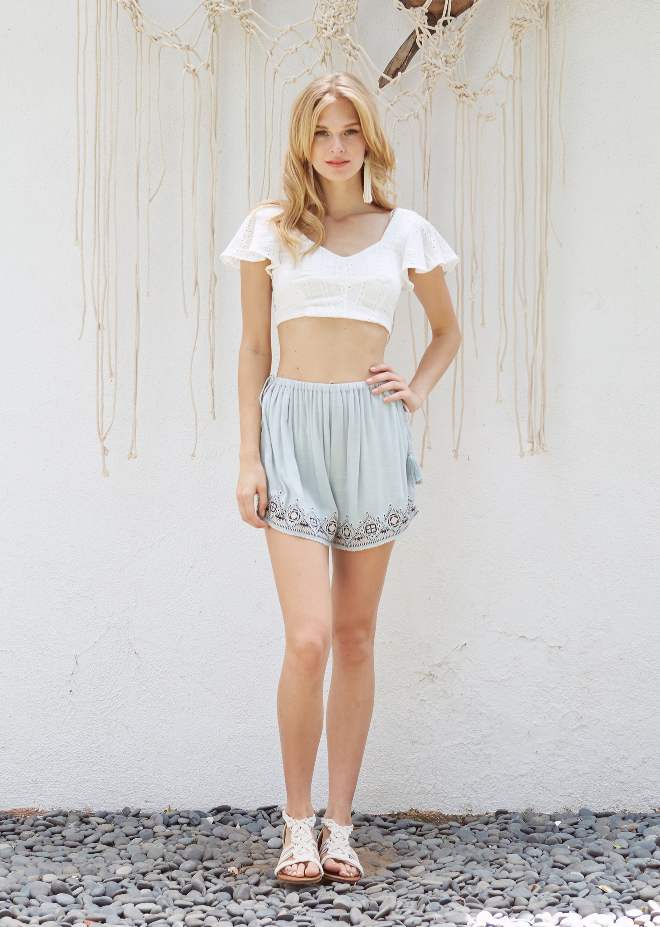 Tiffany Shorts