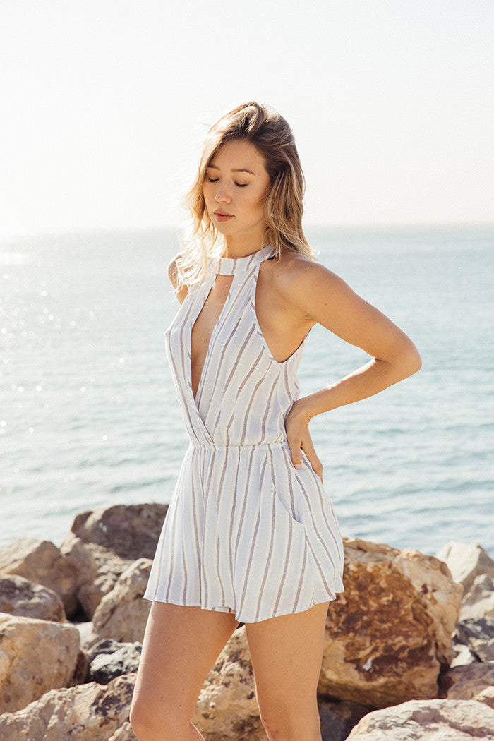 Quigley Romper - Lost and Wander
