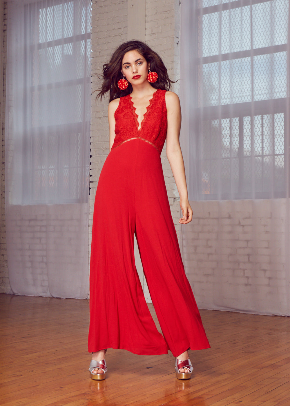 L'Amour Jumpsuit