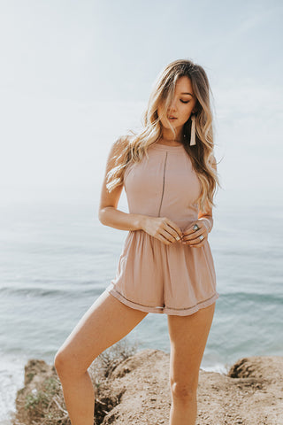 Lost + Wander - Claire Romper