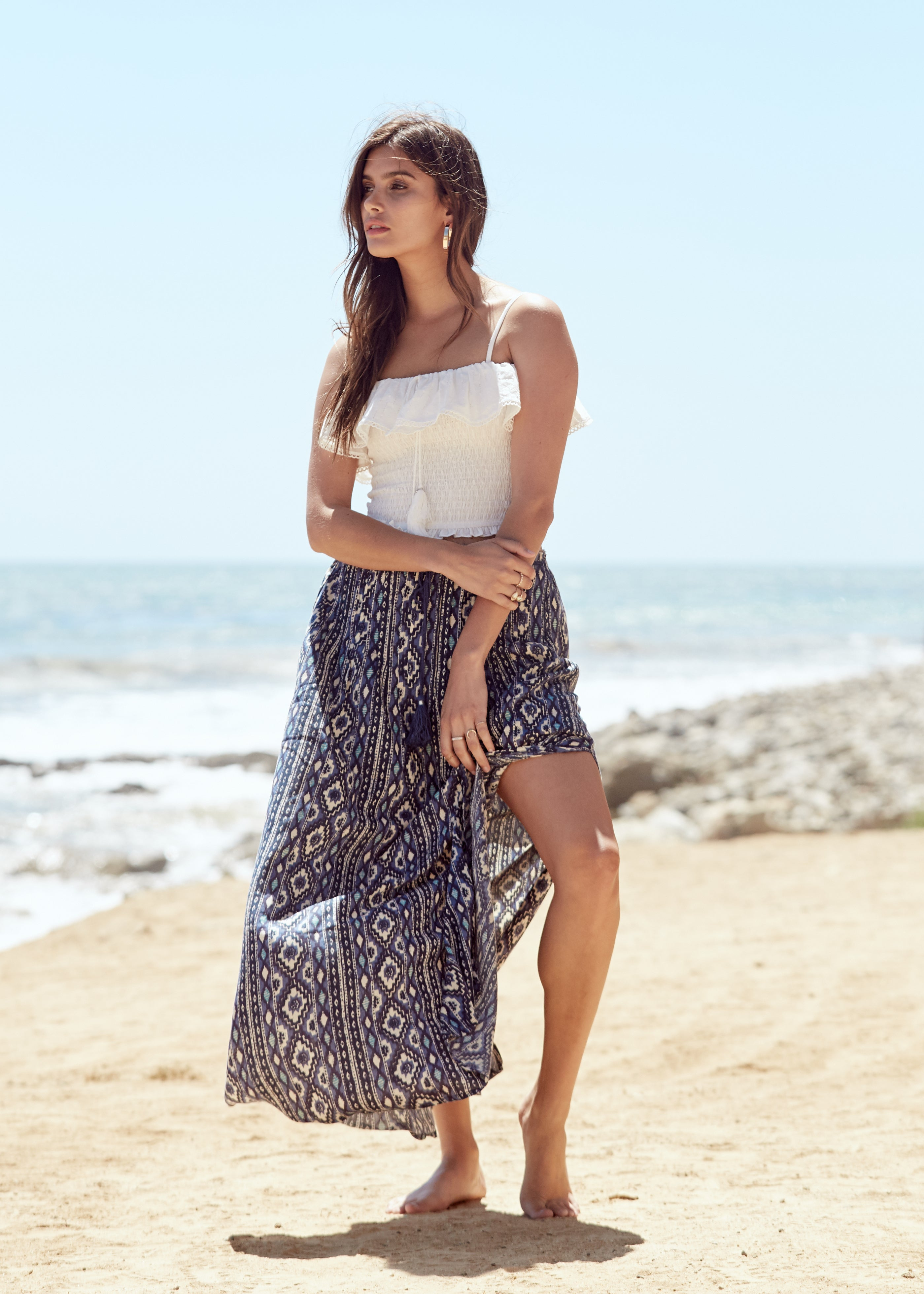 Cancun Maxi Skirt