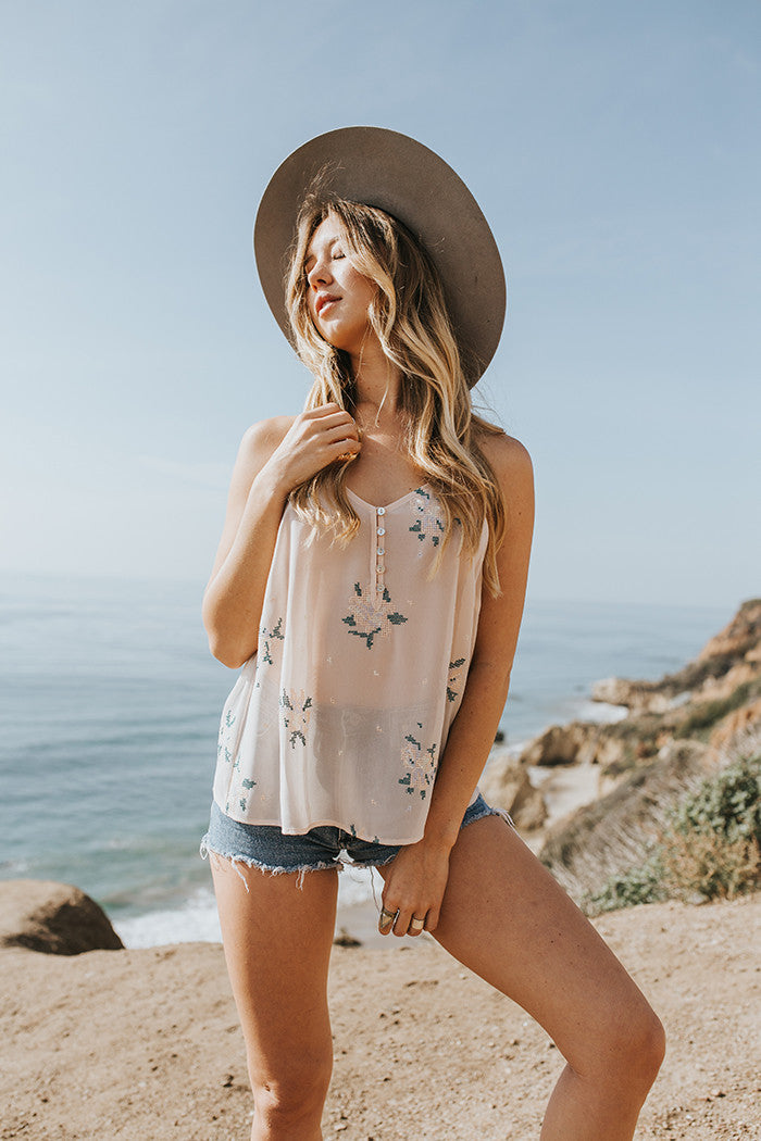 Sunset Cami - Lost and Wander