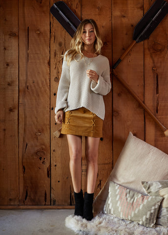 Lost + Wander - Adelia Sweater