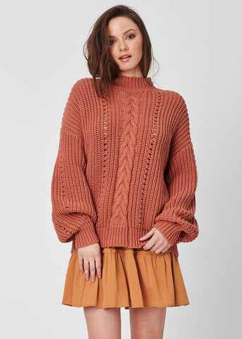 Lost In Time Sweater