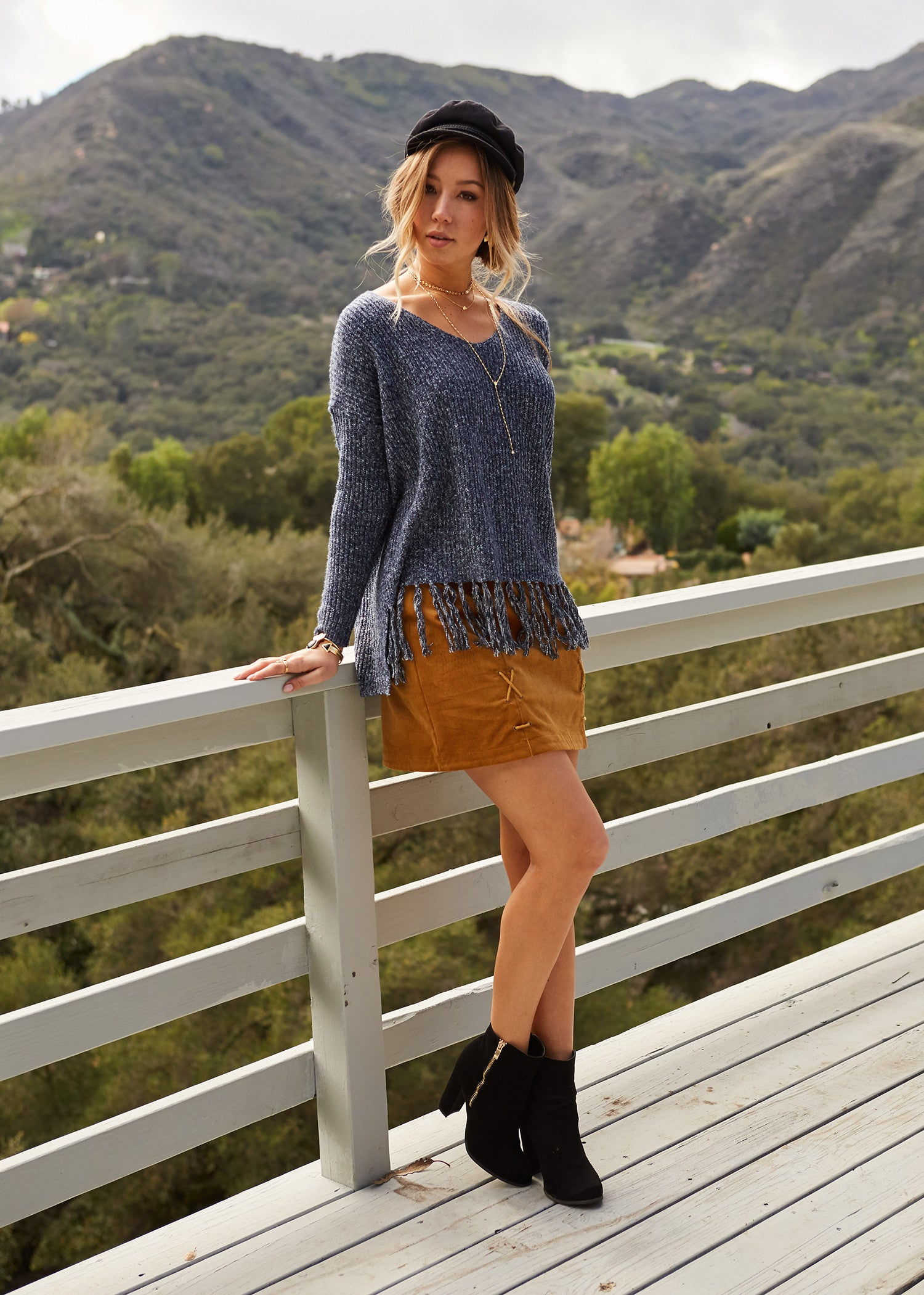 Lost and Wander - Navajo Sweater