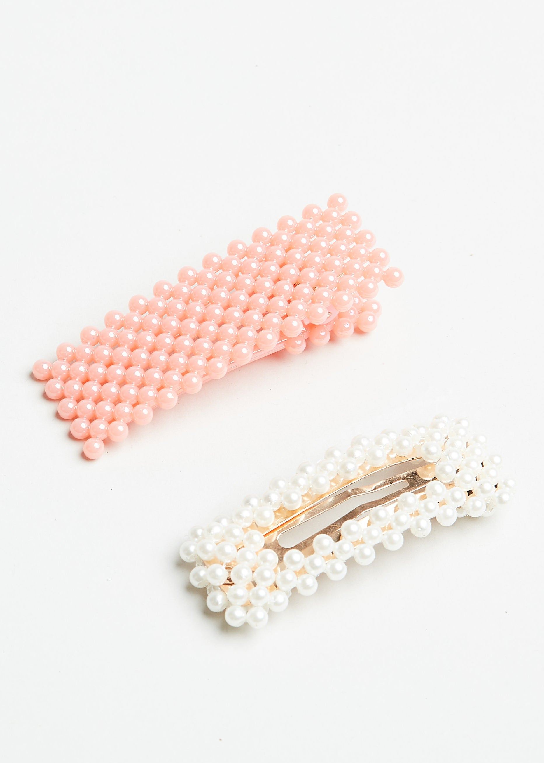 SECRET WISHES & PEARLS HAIR CLIP