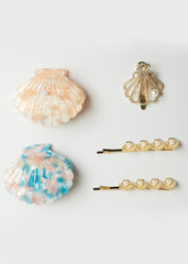 ALL THE PEARLS HAIR CLIP