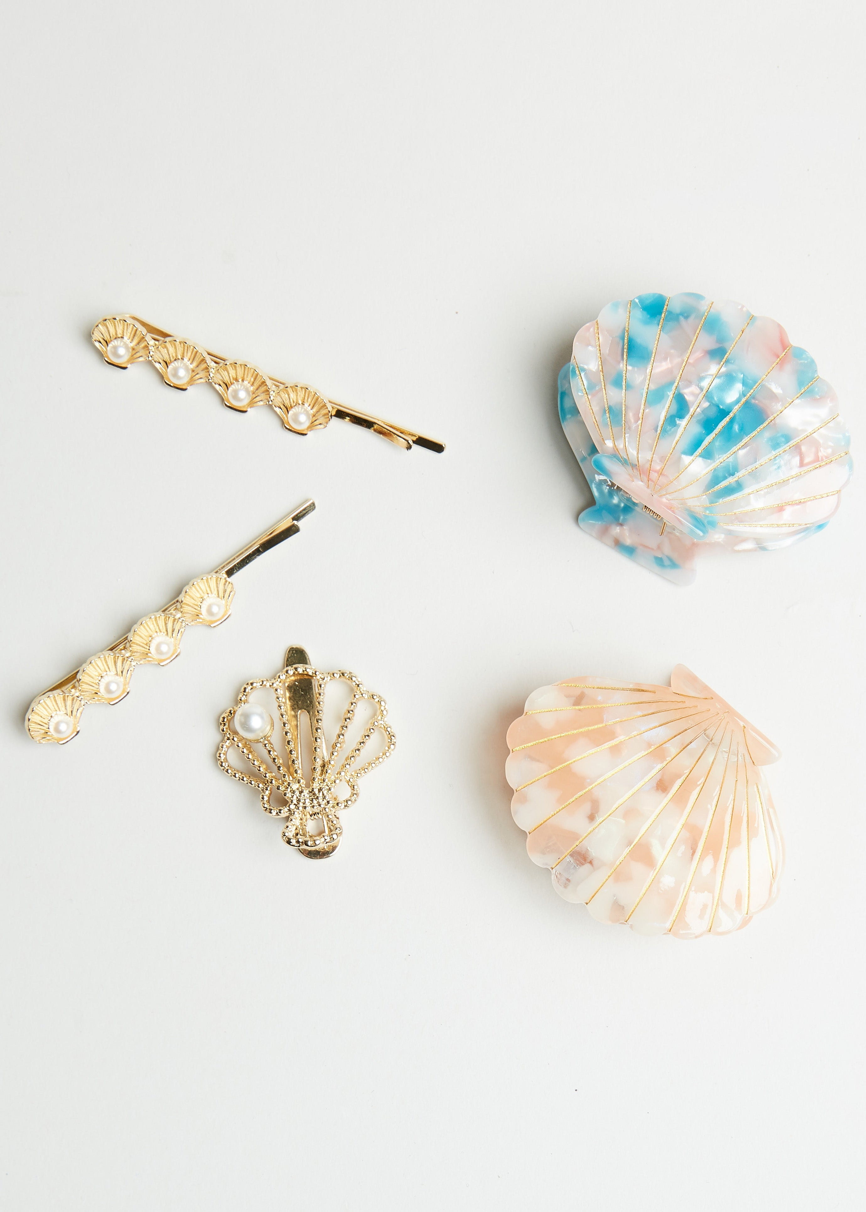 UNDER THE SEA HAIR CLIP