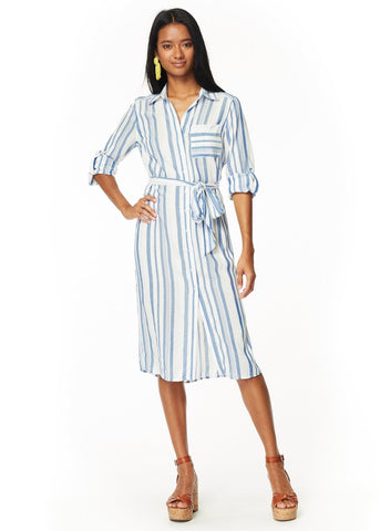 Weekend Getaway Midi Dress
