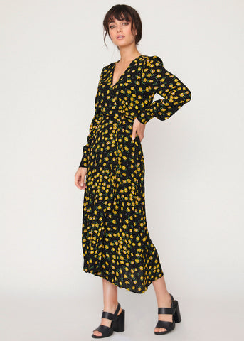 Outpost Wrap Dress
