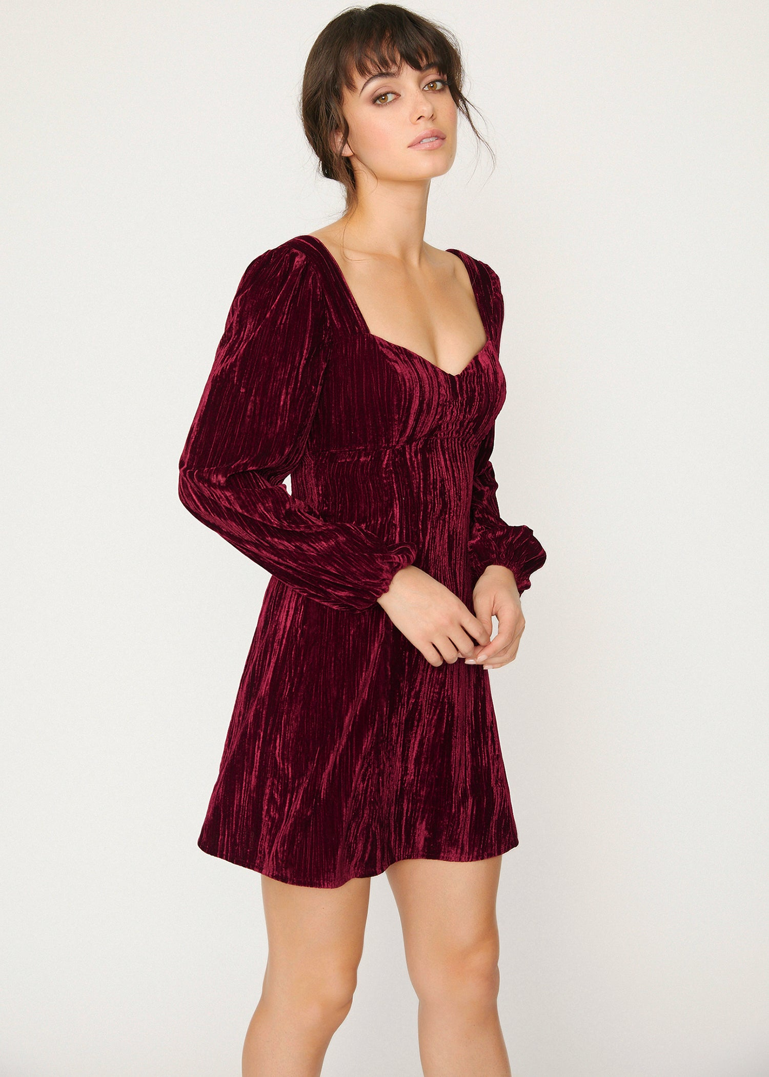 Vinyard Mini Dress