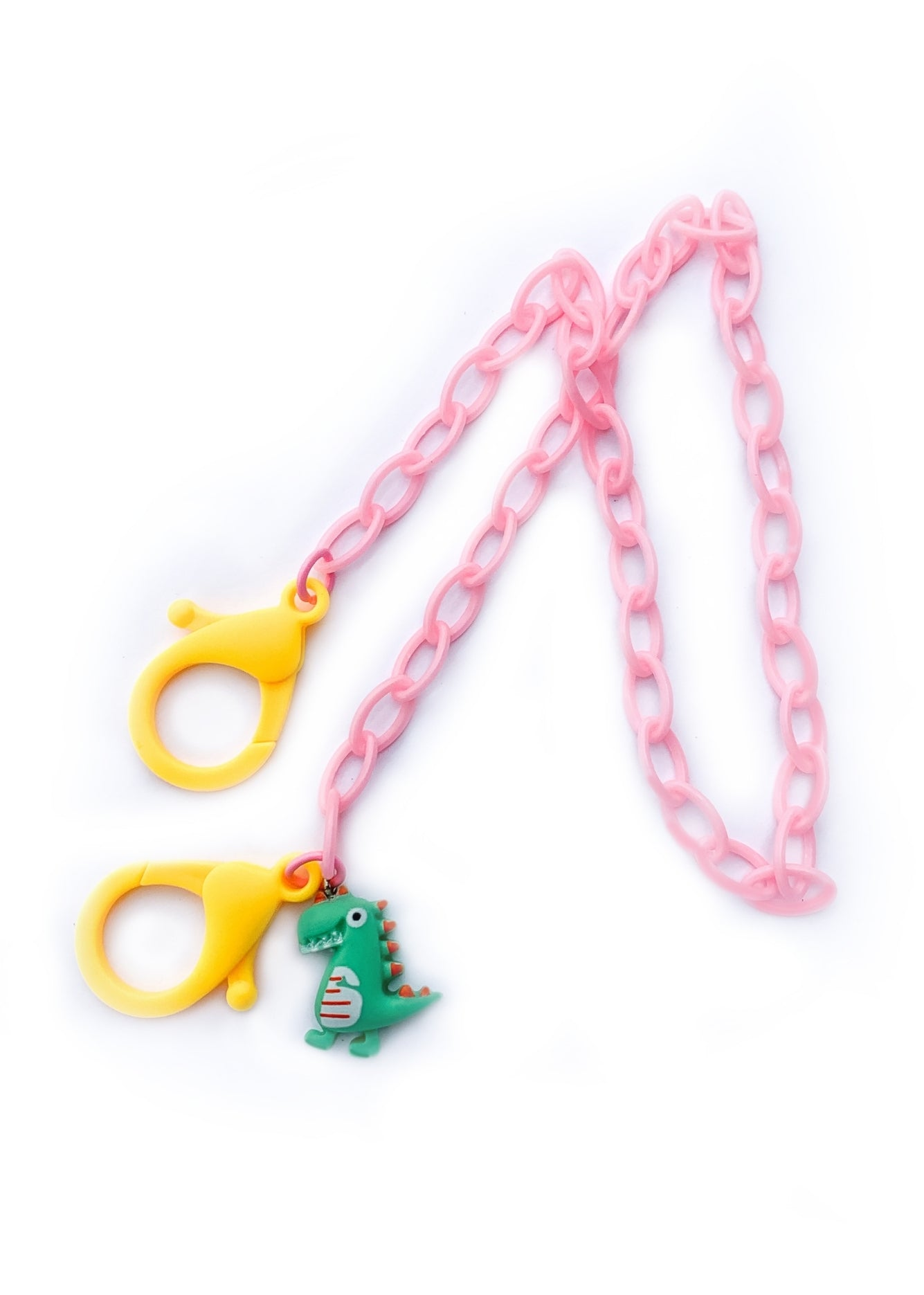 Dino Kids Mask Chain