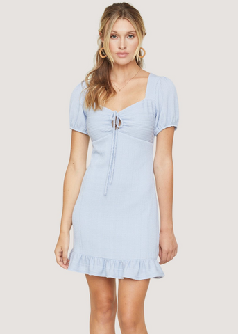 Seaside Breeze Mini Dress