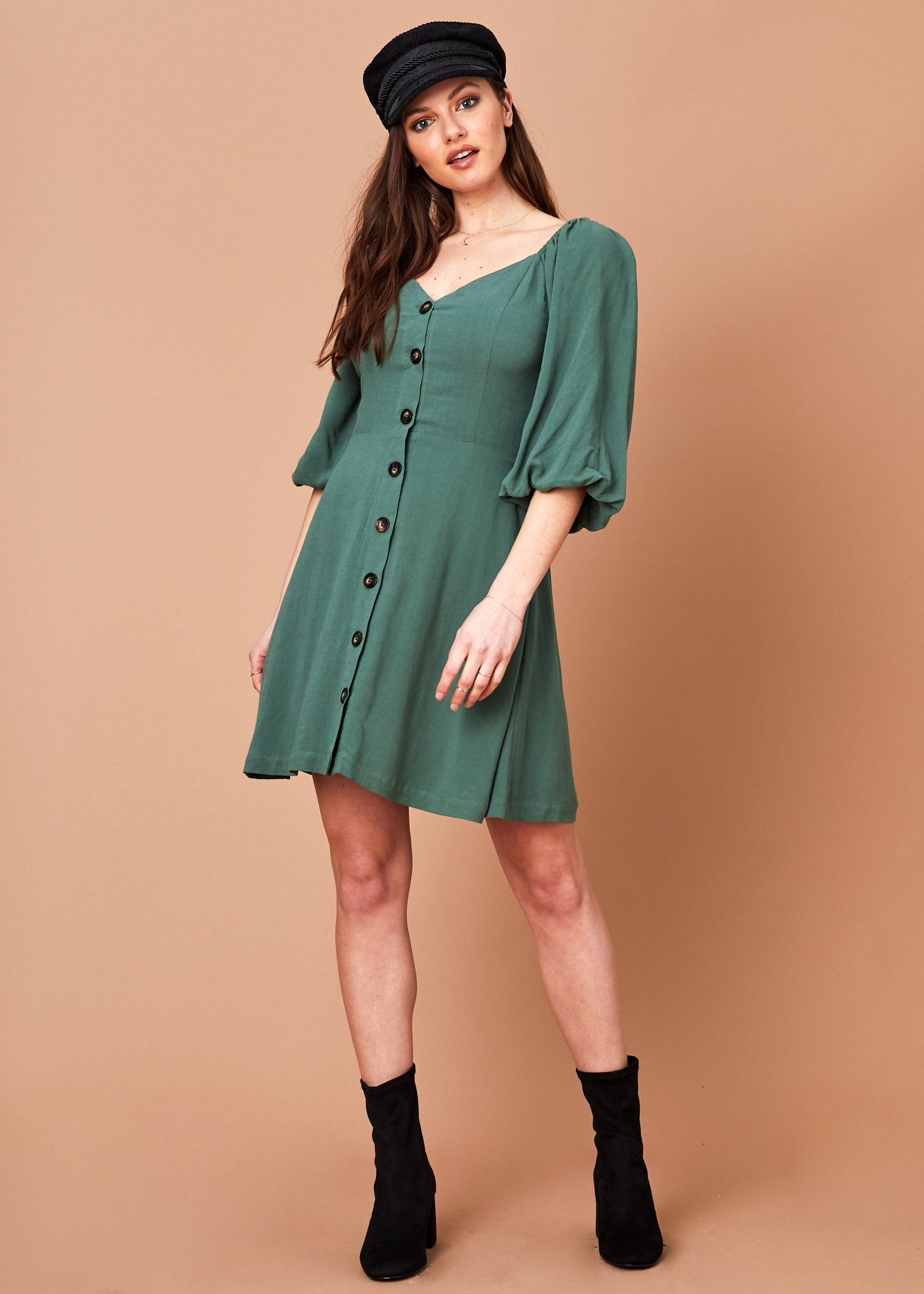 Juniper Mini Dress