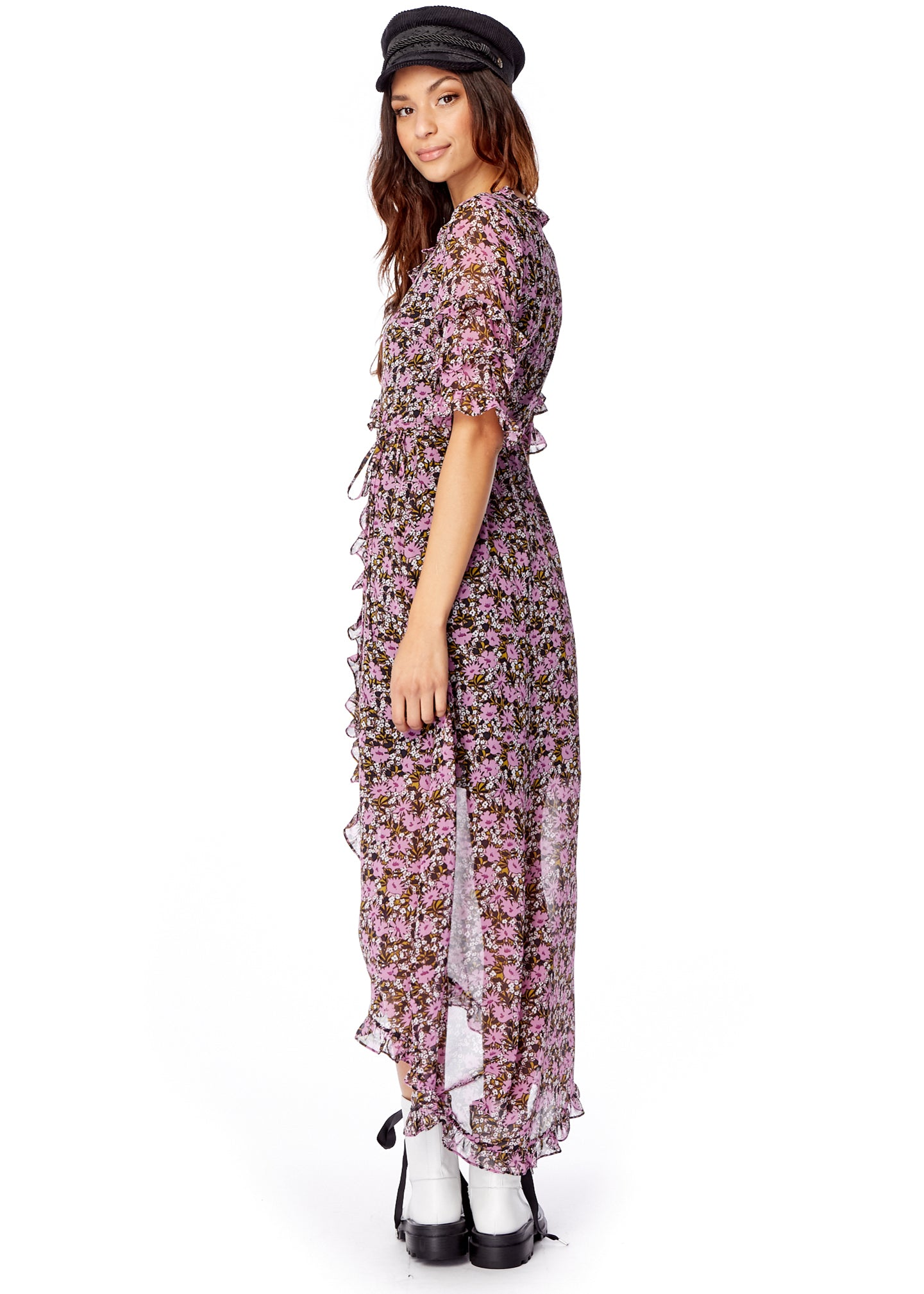 Lovestoned Wrap Dress