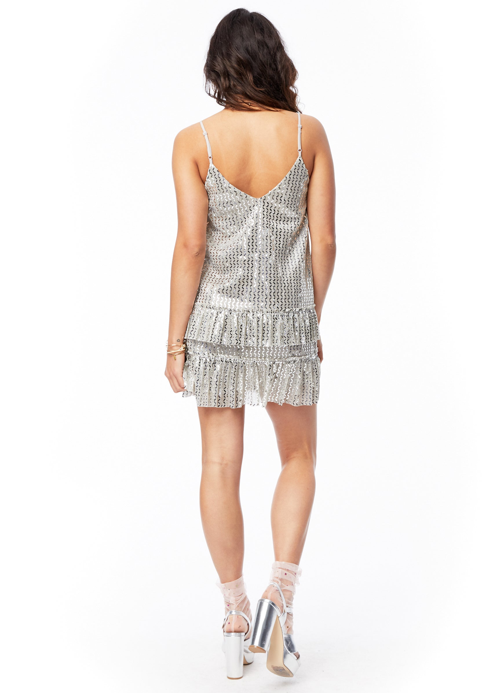 Shimmy Shimmy Slip Dress