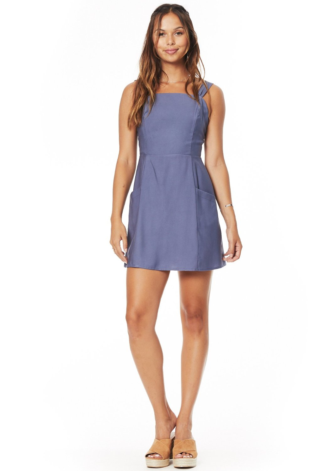 Sail Away Mini Dress