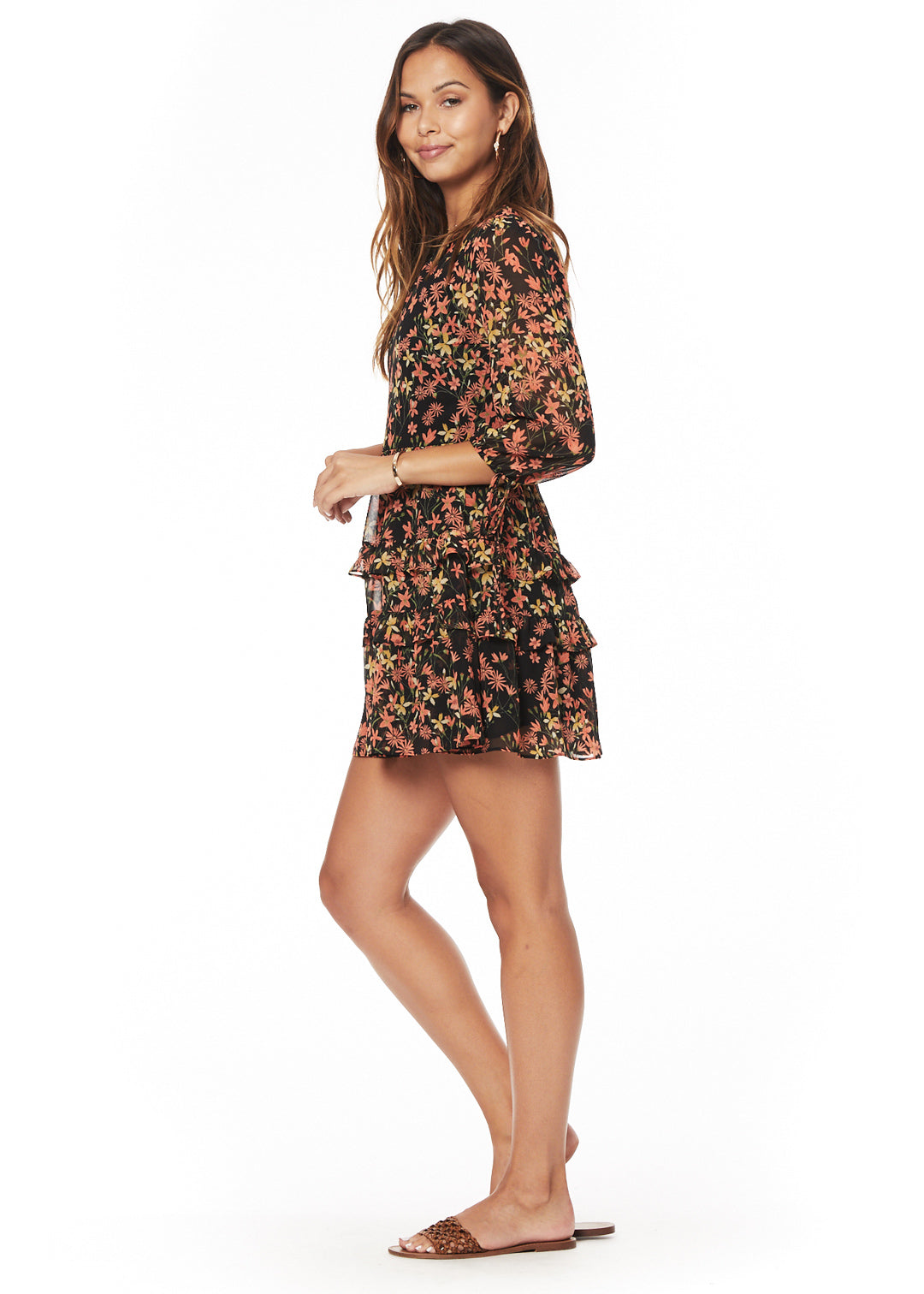 Santa Catalina Mini Dress
