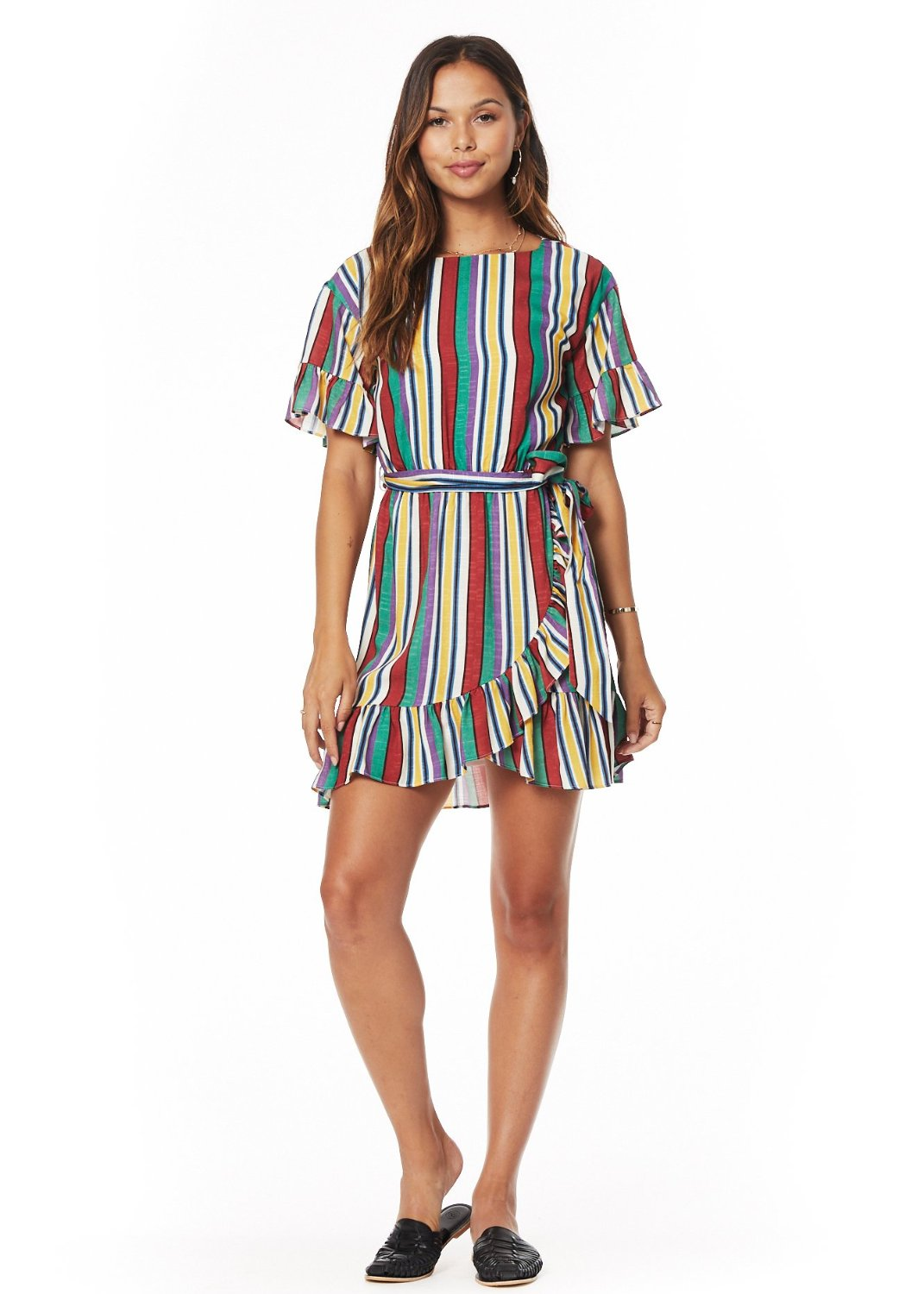Island Fever Mini Dress