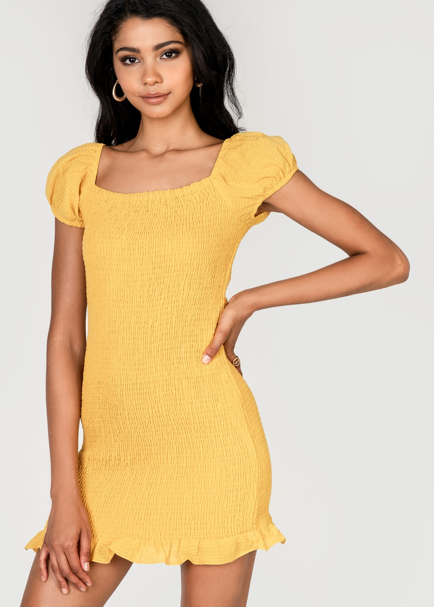 Daffodil Mini Dress