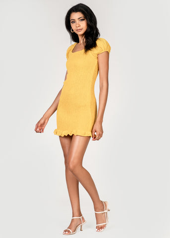 Travel Light Mini Dress