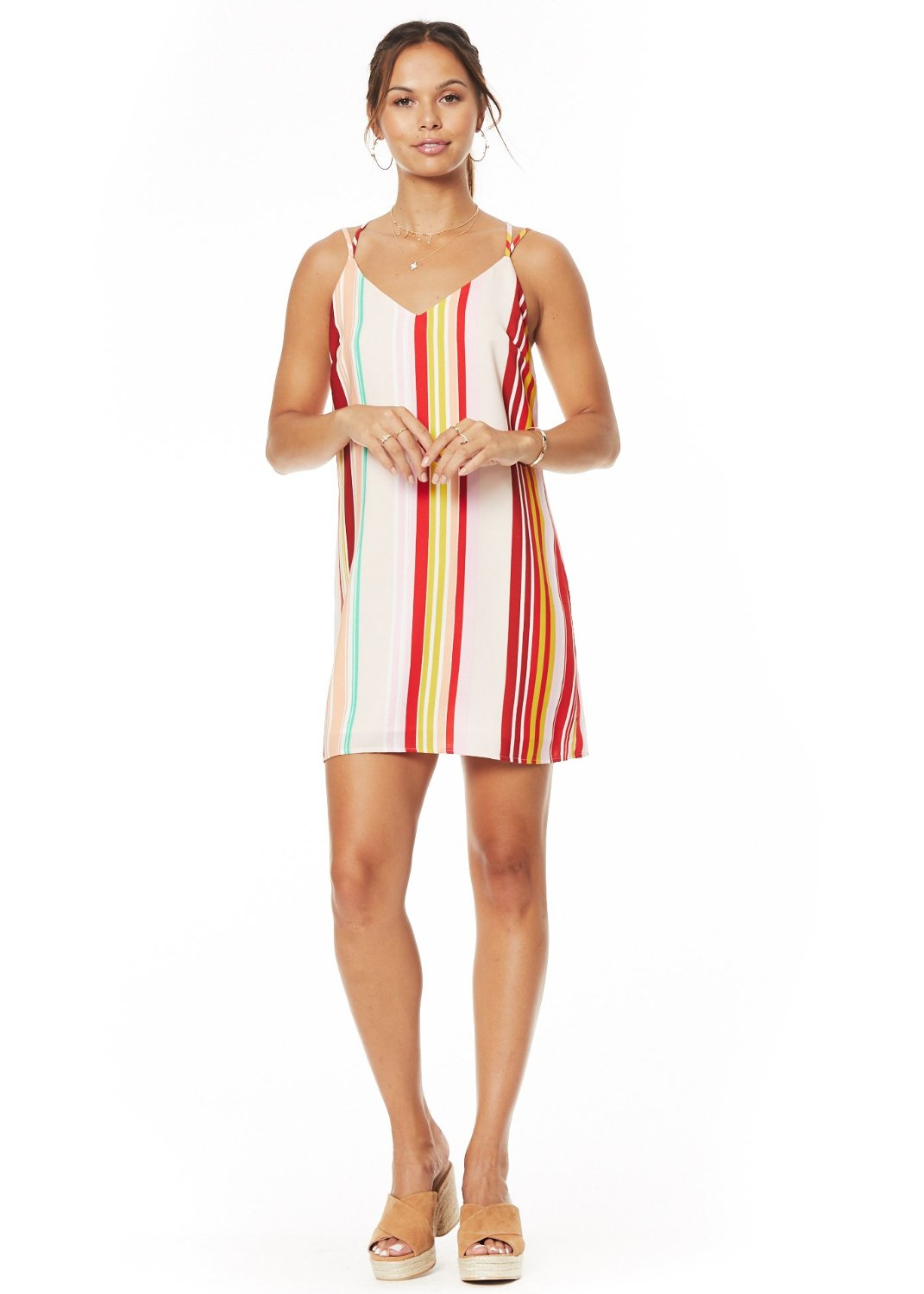 Happy Hour Slip Mini Dress