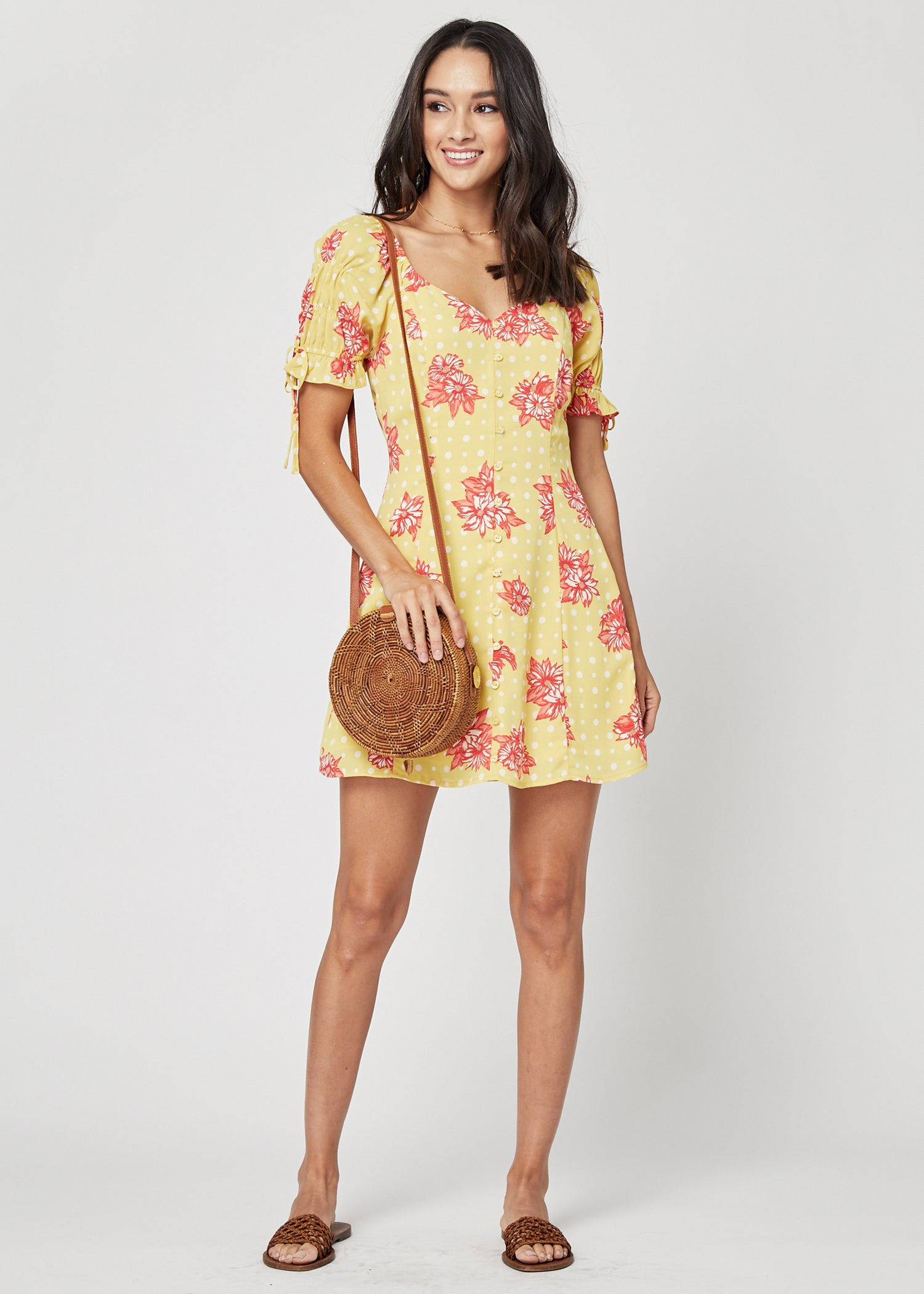 Tamarindo Mini Dress