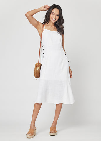 Pandora Ruffle Dress