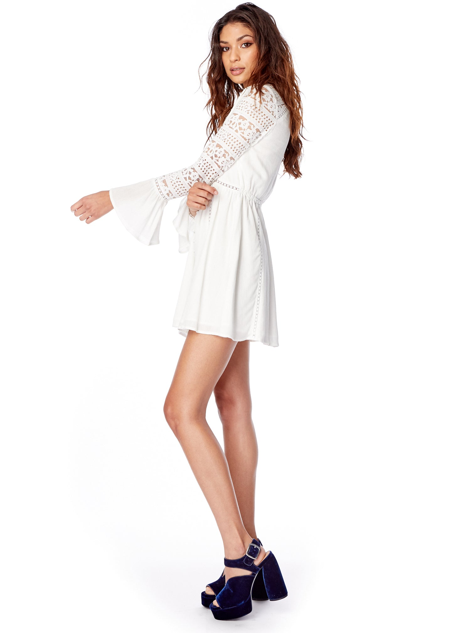 New Romance Mini Dress