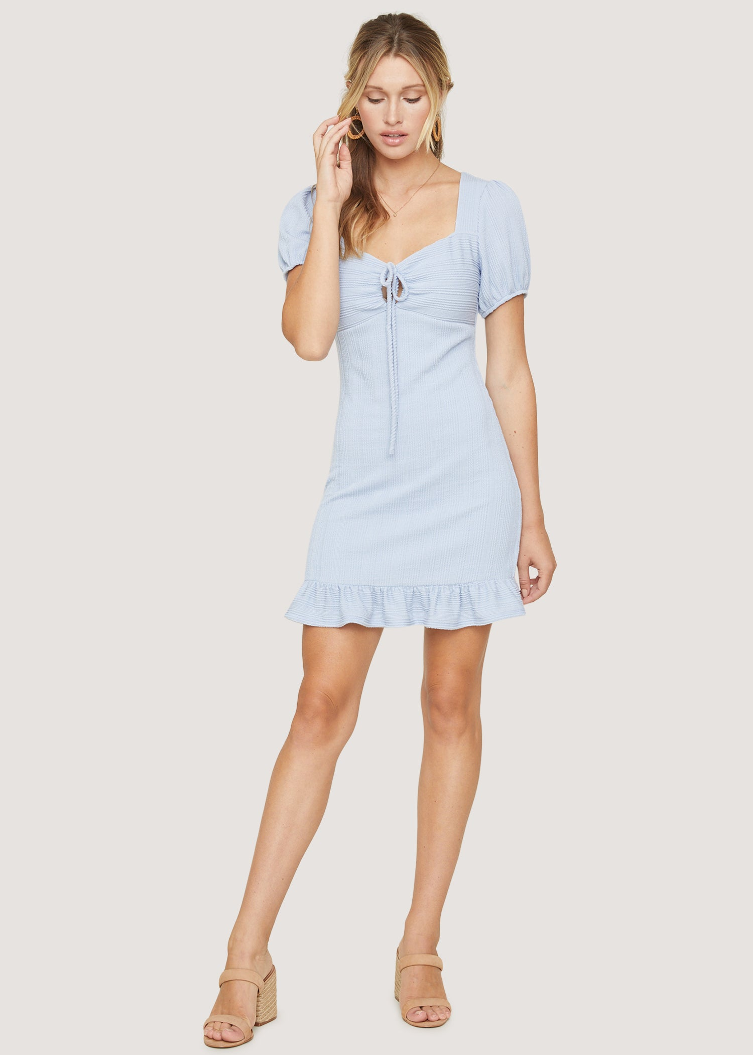 Drift Away Mini Dress