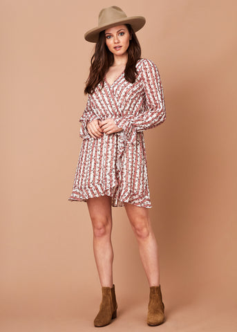 Mirage Wrap Romper