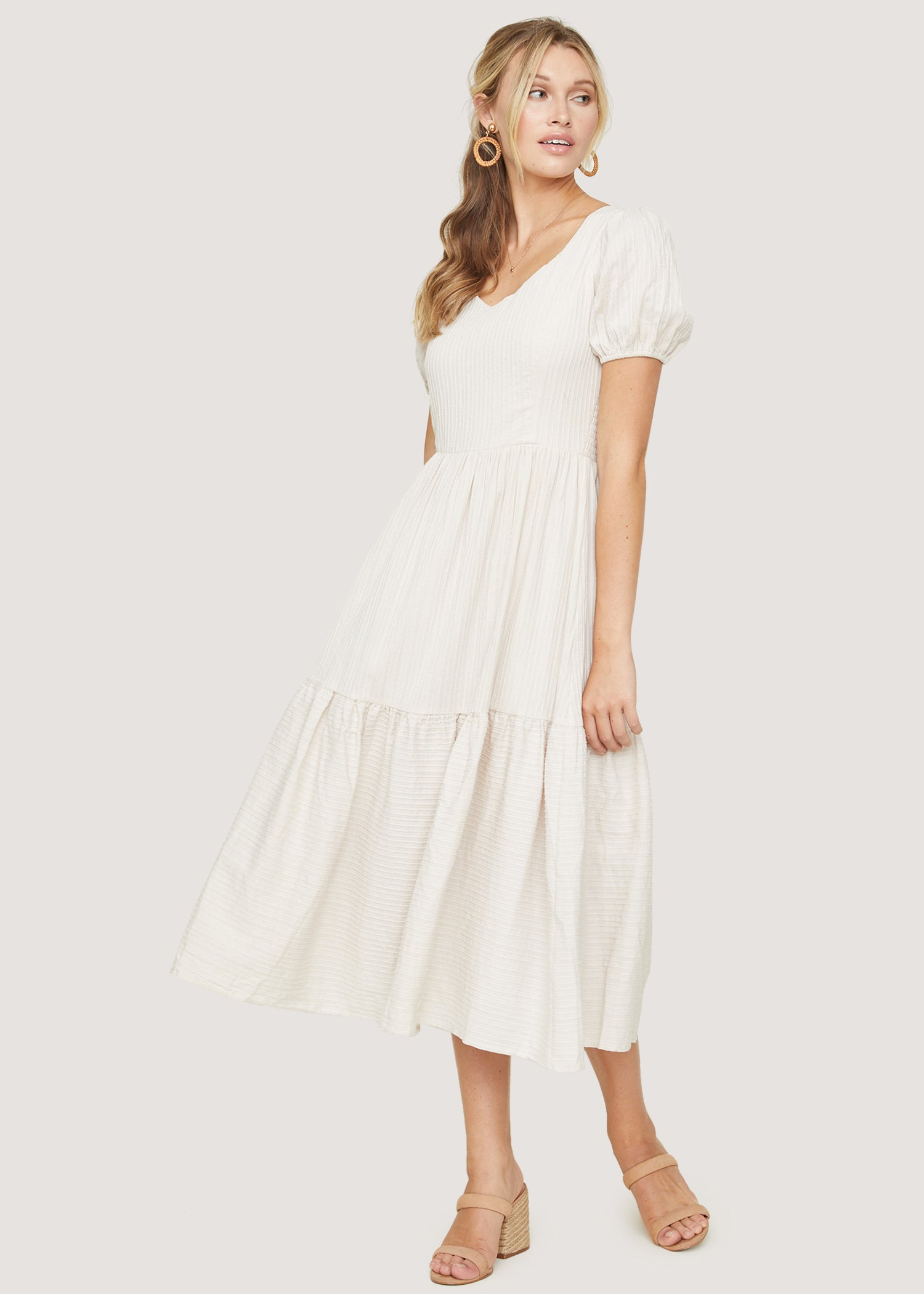 Fly Away Midi Dress