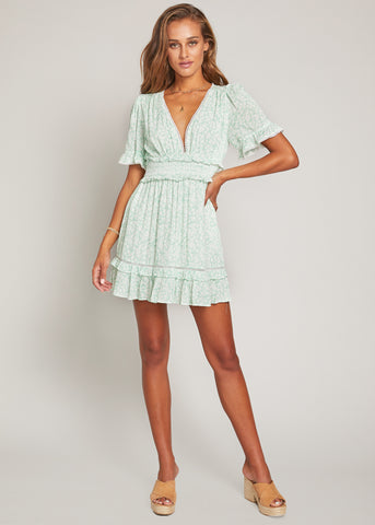 Still On Vacay Mini Dress