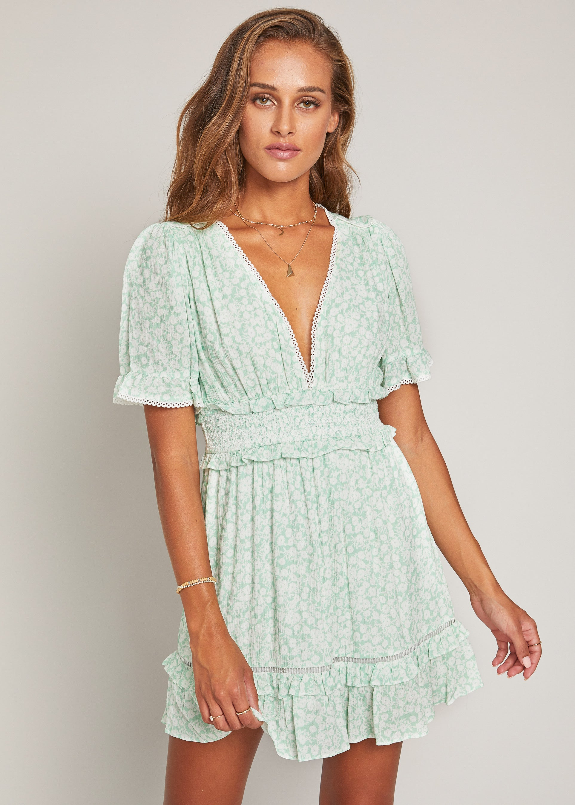 Mojito Please Mini Dress