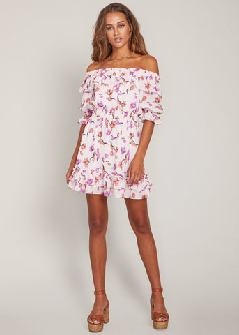 Garden Of Delight Cami Mini Dress