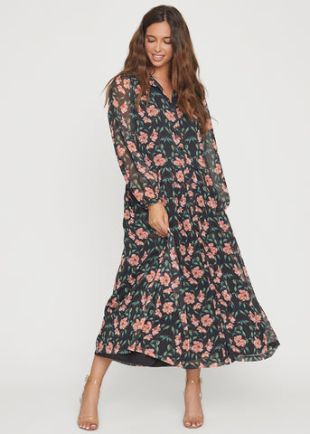 Chasing The Sun Shift Maxi Dress
